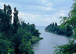 Устье реки Вулан